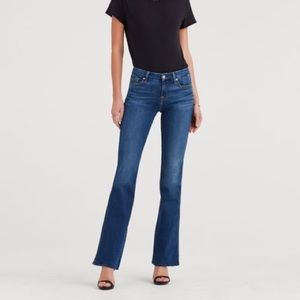 7 For All Mankind A Pocket Flares